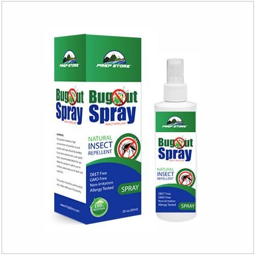 Bug Out Spray