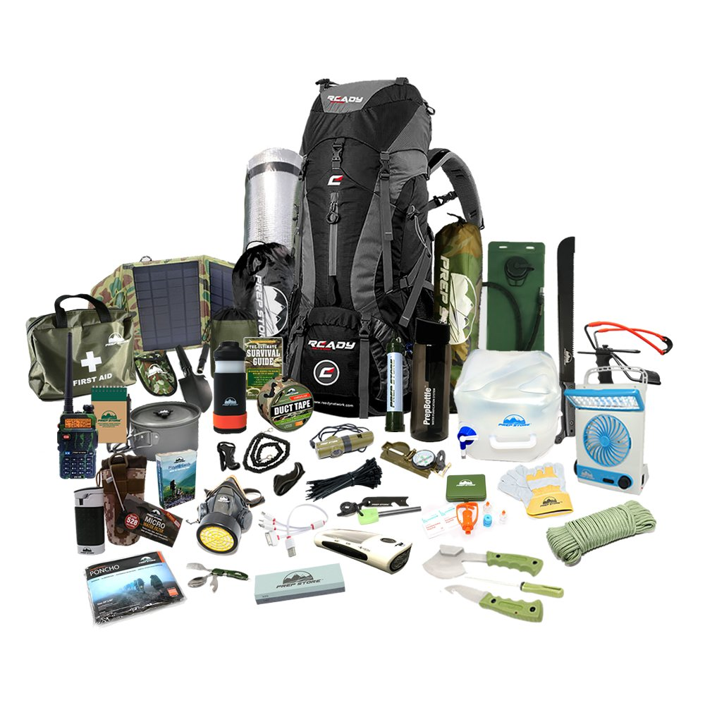 ELITE PACK - EMERGENCY SURVIVAL PACK