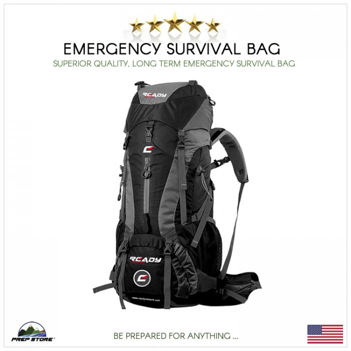EMERGENCY SURVIVAL BAG