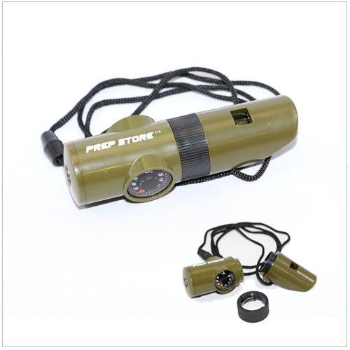 Multi-Function Survival Whistle