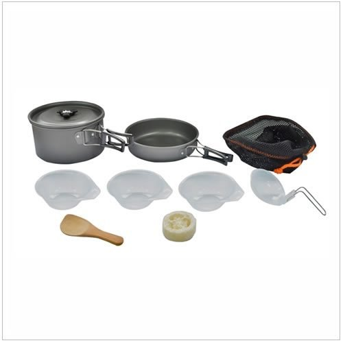 Outdoor Cook Set (10 Pieces)