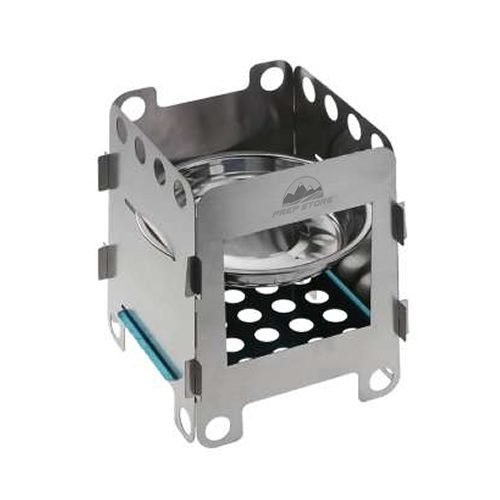 Portable Multi-Fuel Camping Stove