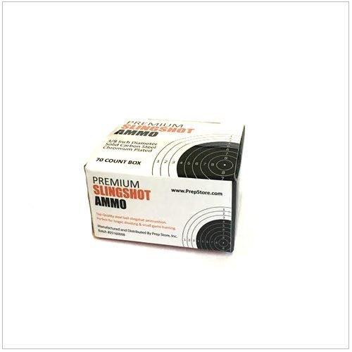 Slingshot Ammo (Pack of 70)