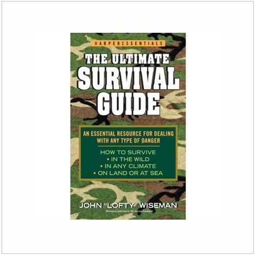 An essential quick resource for any contingency or catastrophe which references basic information from first aid to disaster preparedness for all types of disasters. It's a worldwide million copy bestseller. Very helpful for all travelers, hikers, campers and outdoor adventures.