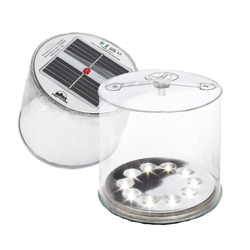 Inflatable solar LED Lantern - Prep Store