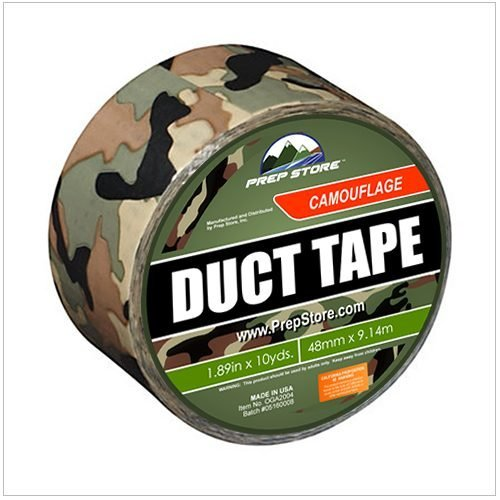 Duct tape camo