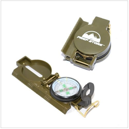 Boyscout compass - survival compass - Lensatic-Compass