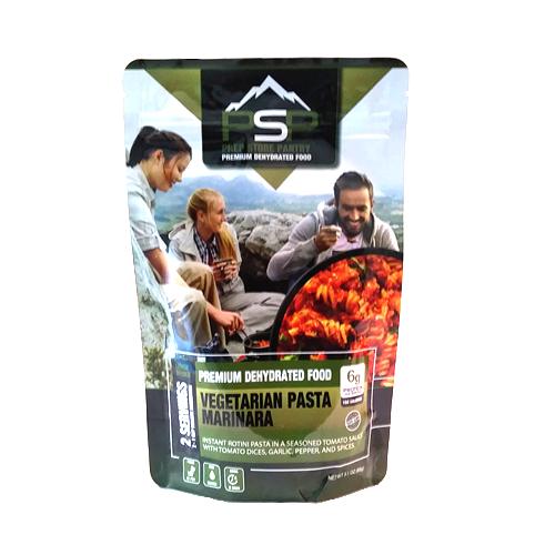 Emergency food MRE - Vegetarian-Pasta-Marinara-Entree-Emergency-Food