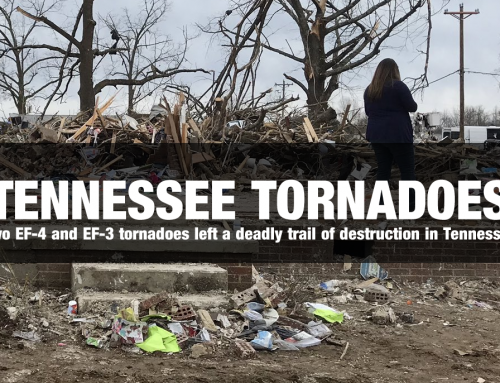 Two EF-4 and EF-3 tornadoes left a deadly trail of destruction in Tennessee, weather service confirms