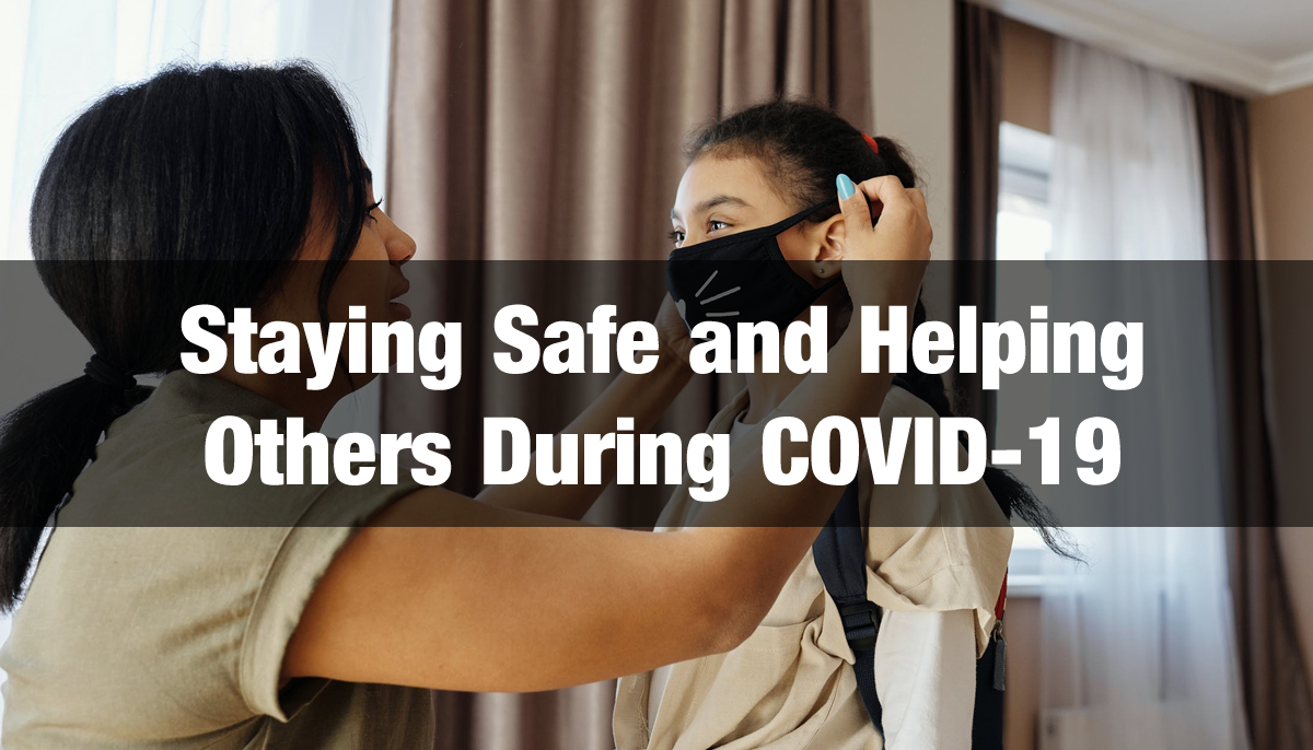 covid 19 staying safe
