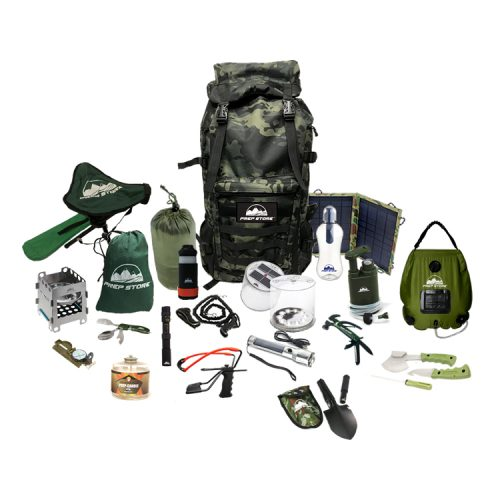 QUICK EMERGENCY SURVIVAL BAG