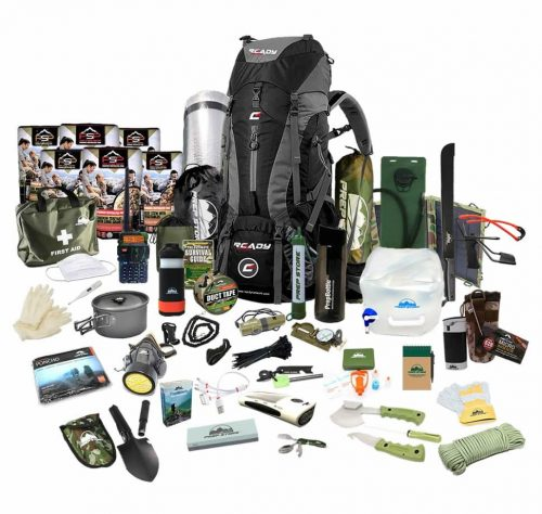 Elite Plus ready Pack - Emergency Survival Pack
