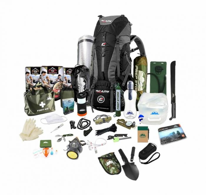 Quick Plus ready Pack - Emergency Survival Pack