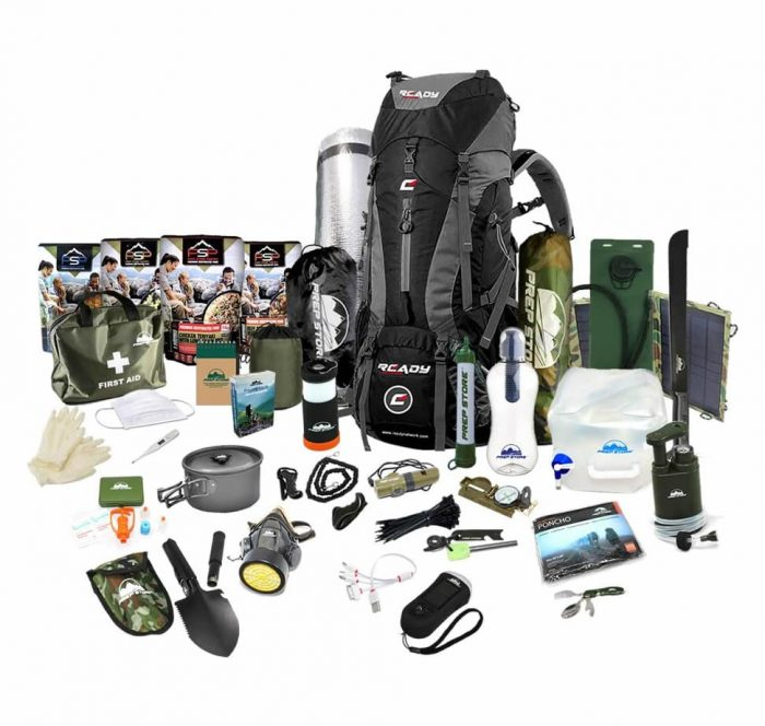 ultimate ready Pack - Emergency Survival Pack